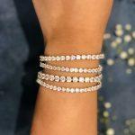 eternity tennis bracelets