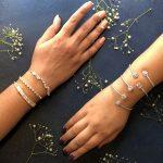 slid-on bracelet
