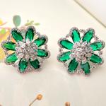 Asiatic Lily Earrings