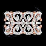 BAND STYLE DIAMOND RING