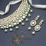 Mehrise Necklace & Earringss