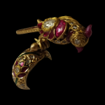 High Class Polki Ring