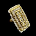Polki Ring