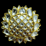 Gold Polki Ring