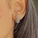 Lab Grown Diamond Earring