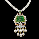 Mughal Inspired Pendant